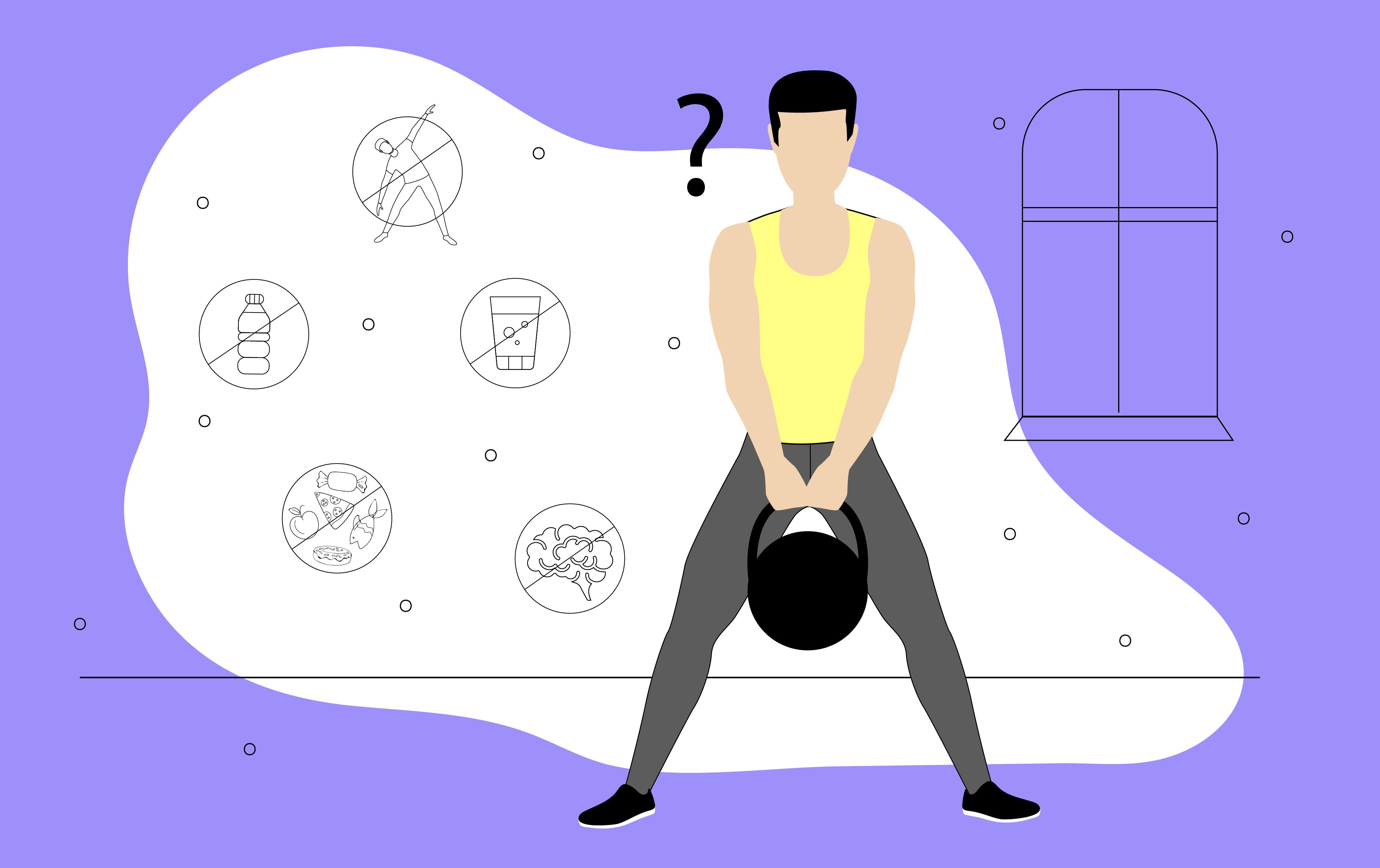 6-cosas-que-debes-evitar-antes-de-entrenar